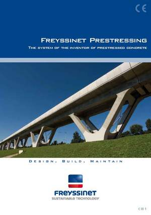 Prestressing  Brochure  Freyssinet
