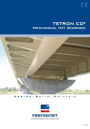 Tetron CD Mehanika lonasta leita  Broura  Freyssinet